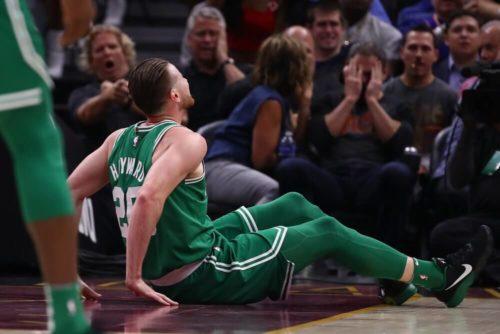פציעות ספורט של כדורסלנים